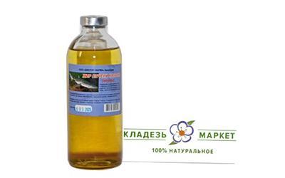 Жир Печени Катрана (Squalus Acanthias Ponticus Oil)