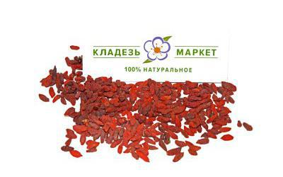 Годжи (Goji Berries) Lycium Barbarum, Ягоды