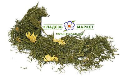 Стародубка (Адонис Весенний) Adonis Vernalis, Трава