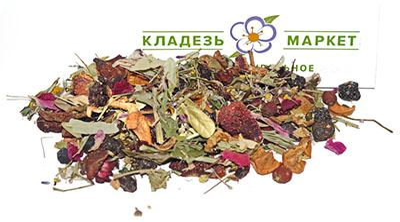 Травяной Чай «Клубника»
