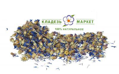 Василёк Синий Centaurea Cyanus, Цветки