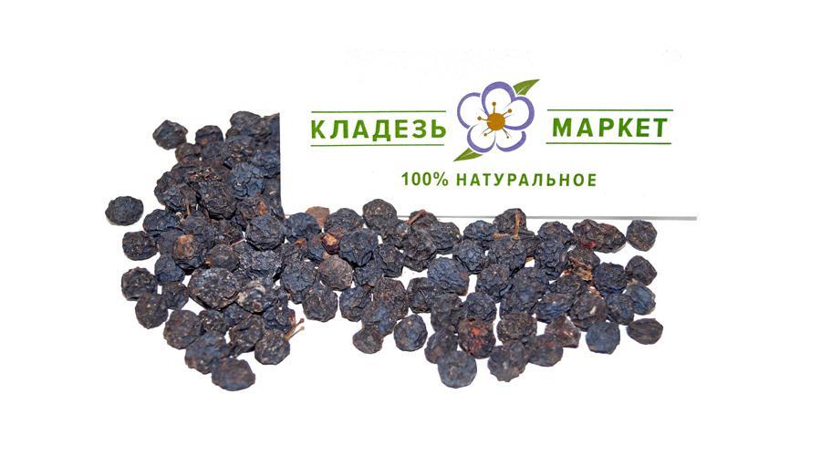Терен Prunus Spinosa, Плоди